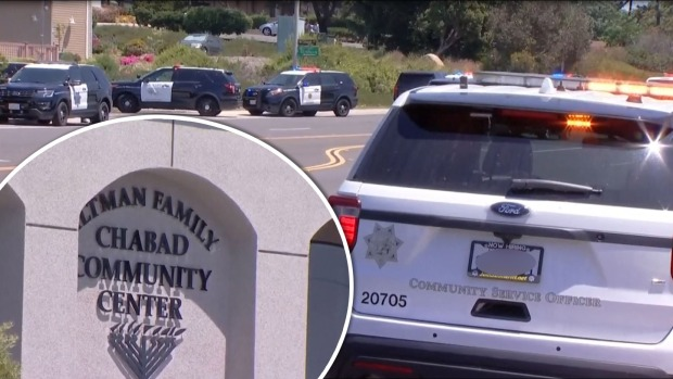 [TLMD - NATL] Oficiales investigan tiroteo en una sinagoga de Poway