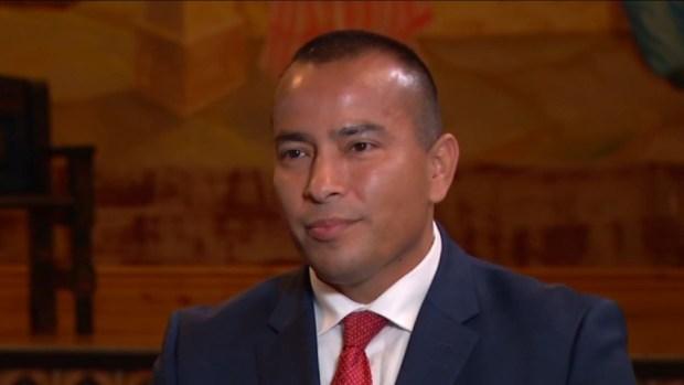 """Daniel Valenzuela: """"quiero que todas las personas se sientan seguras"""""""
