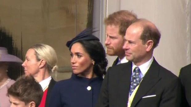Meghan Markle y el príncipe Harry esperan bebé