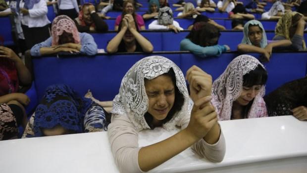 [TLMD - AZ] Creyentes de Arizona lloran arresto de líder de la Luz del Mundo