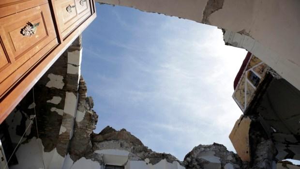 A un año del terremoto en México: las heridas permanecen abiertas