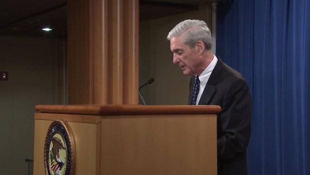 Lo que dijo Mueller sobre el reporte y Trump