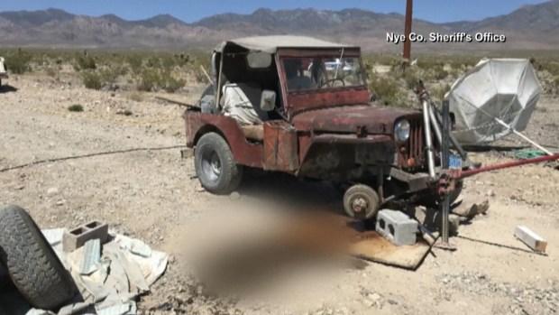 [TLMD - LV] Policía investiga posible muerte en Nevada tras temblor