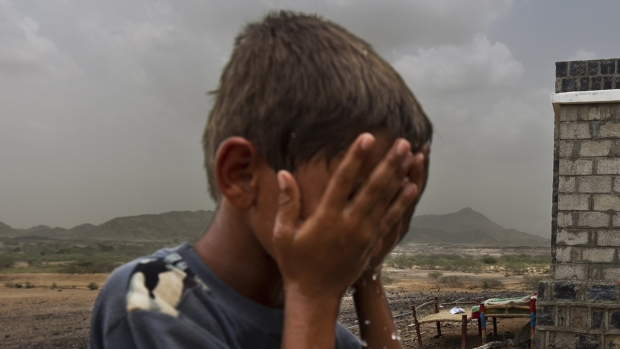 El horror de la guerra: los niños que han muerto en un pequeño país