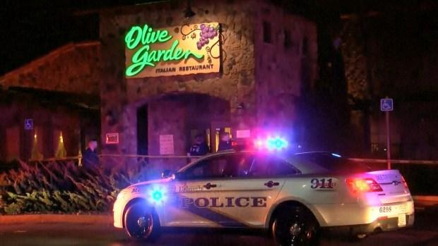[TLMD - LV] Sangriento tiroteo en Olive Garden: un muerto y un arrestado