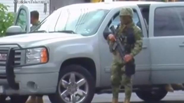 """Tras """"El Chapo"""": catean residencias en Puebla"""