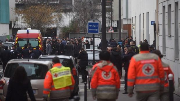 Fotos: ataque terrorista en París