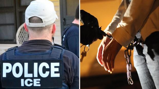 Agentes migratorios de EUA realizan redadas en tiendas de conveniencia