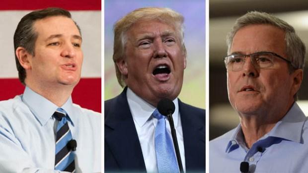 Trump despierta polémica en su partido