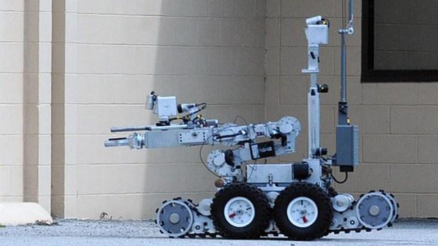 Así es el robot que mató al atacante de Dallas
