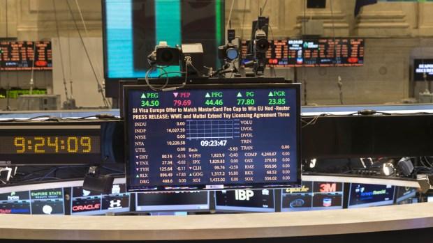 Bolsa de Nueva York interrumpe operaciones