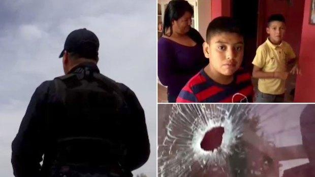 Fotos: la violencia golpea a pueblo mexicano
