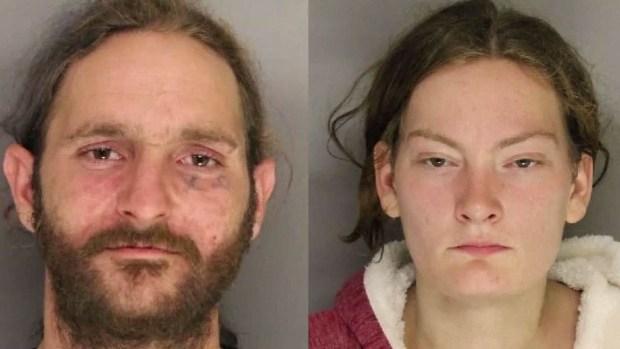 Cabeza y torso desmembrado regado por la casa; los culpan de asesinato