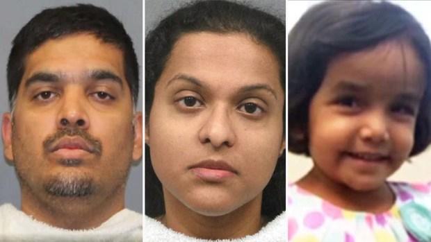 Asesinato de la niña Sherin: los padres adoptivos vuelven ante una jueza