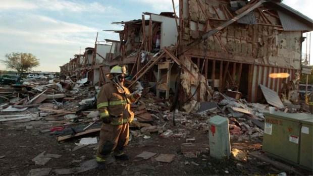 Video: Alcalde: 15 muertos en explosión
