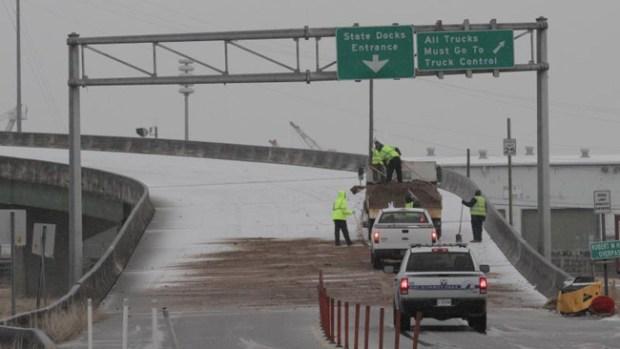 Video: Caos por tormenta en sureste de EEUU