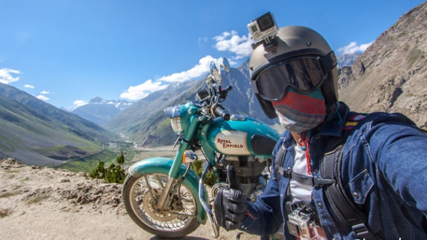 Video: El increíble video de un viajero atrevido