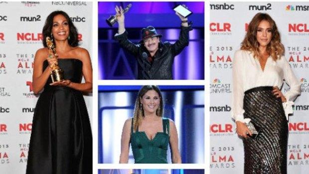 Video: Los ALMA rinden tributo al talento latino
