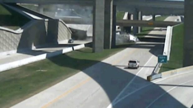 Video: Terrible accidente captado en cámara