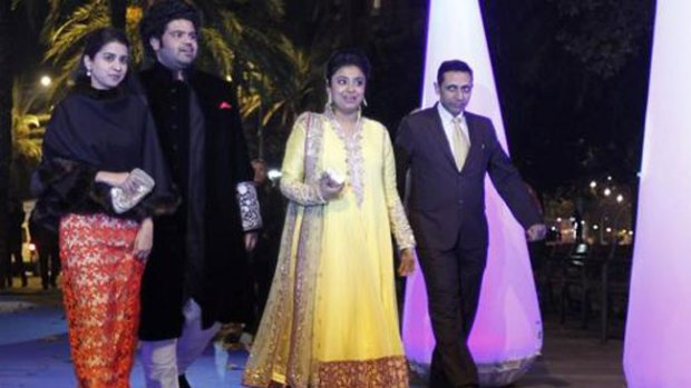 Video: Celebran la boda más lujosa del mundo