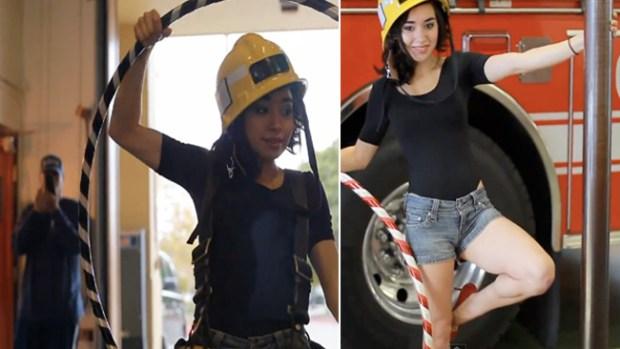 Video: Nueva polémica para bomberos