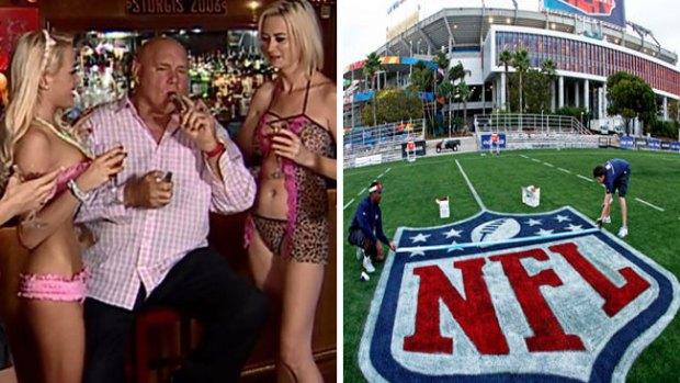 Video: Burdel para Super Bowl ¿buena jugada?