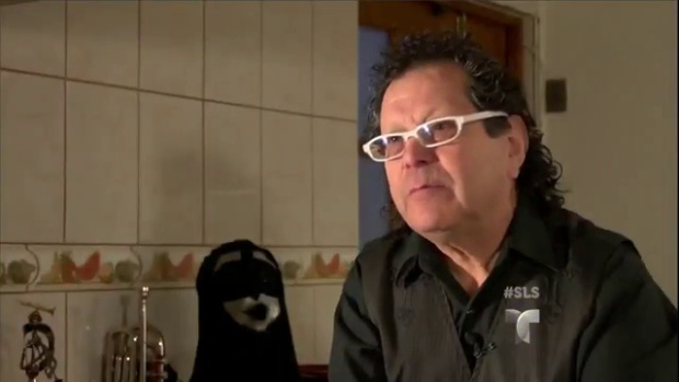 "Video: Triste salida del ""Chacal de la trompeta"""