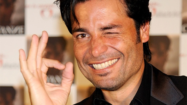 "Video: Chayanne orgulloso de ""En todo estaré"""