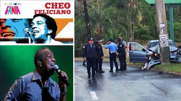 Video: Muere el legendario Cheo Feliciano