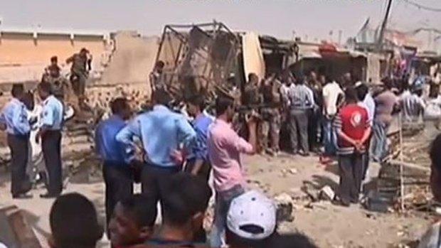 Video: Obama sopesa tomar acción en Irak