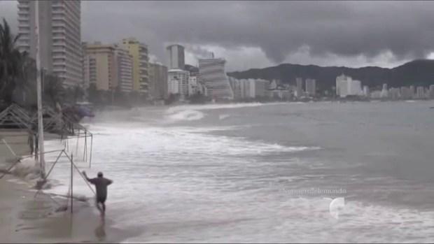 Video: Gonzalo gana fuerza en Puerto Rico