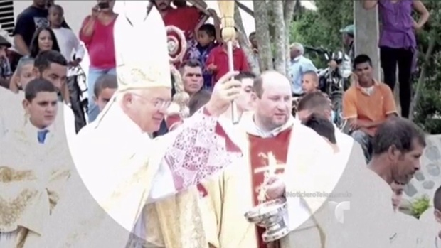 Video: Vaticano ordena el arresto de exembajador