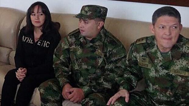 Video: Las FARC liberan a general del ejército