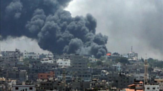 Video: Funeral con violencia en Jerusalén