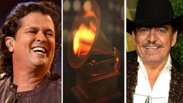 Video: Los latinos nominados al Grammy