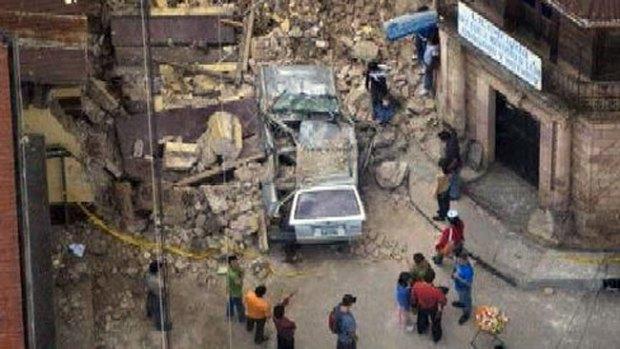 Video: Guatemala: declaran calamidad