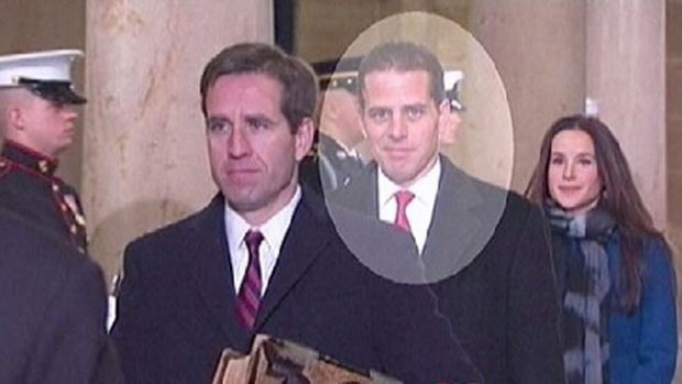 Video: Gran escándalo del hijo de Joe Biden