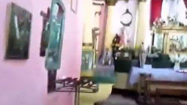 Video: La iglesia más pequeña del mundo