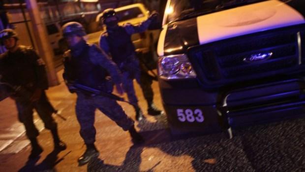 Video: Iguala: así se detuvo al alcalde y esposa