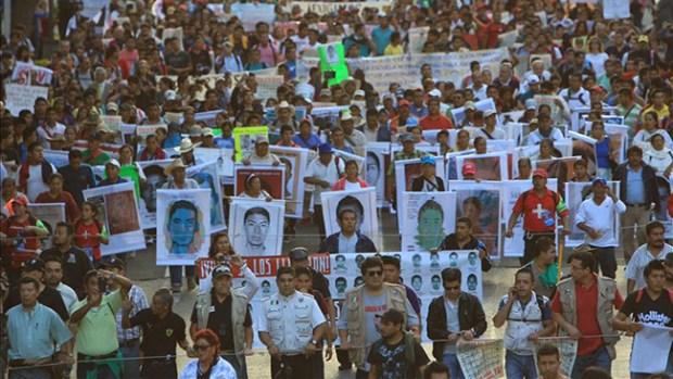 Video: México: al límite por las desapariciones