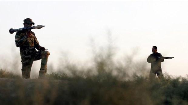 Video: EU ataca a estado islámico en Irak