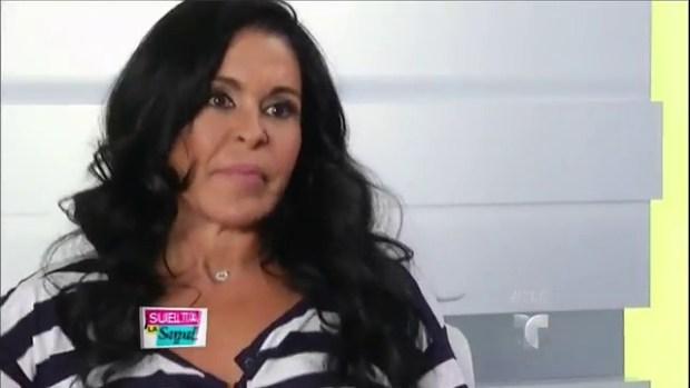 Video: María Conchita se defiende de rumores