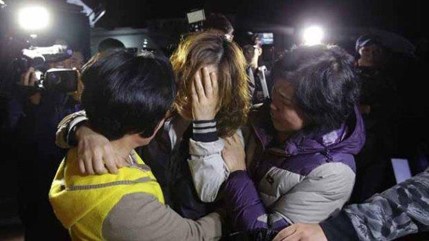 Video: Pasan de 100 las víctimas del Sewol