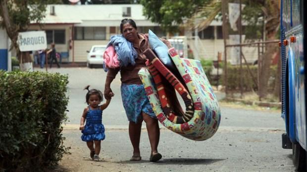 Video: Otro sismo sacude a Nicaragua