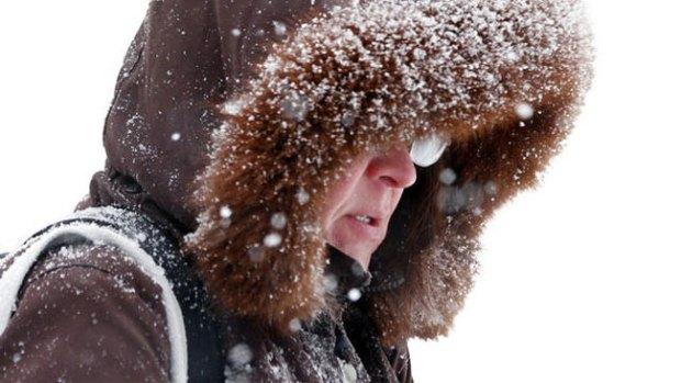Video: Azote de frío en gran parte de EEUU