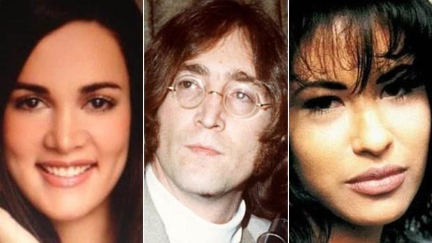 En fotos: Estrellas que fueron asesinadas