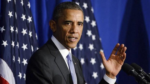 Video: La reacción de Obama ante abucheos