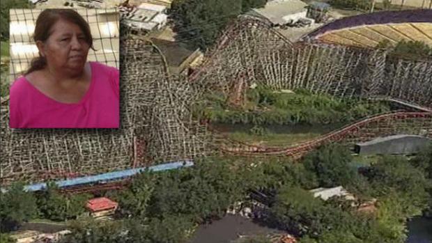 Video: Cierran otra montaña rusa en Six Flags