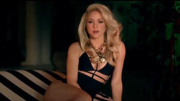 Video: Shakira estrena video sin Rihanna