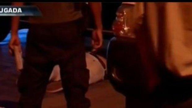 Video: Acribillan a tres músicos salseros